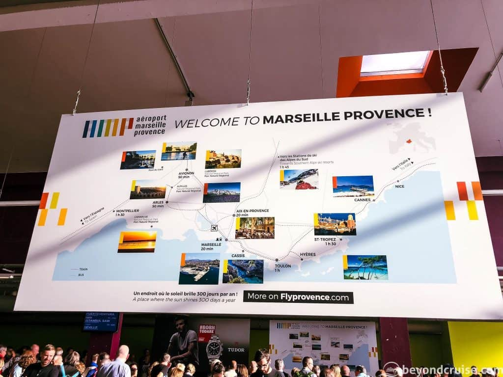 Welcome to Marseille